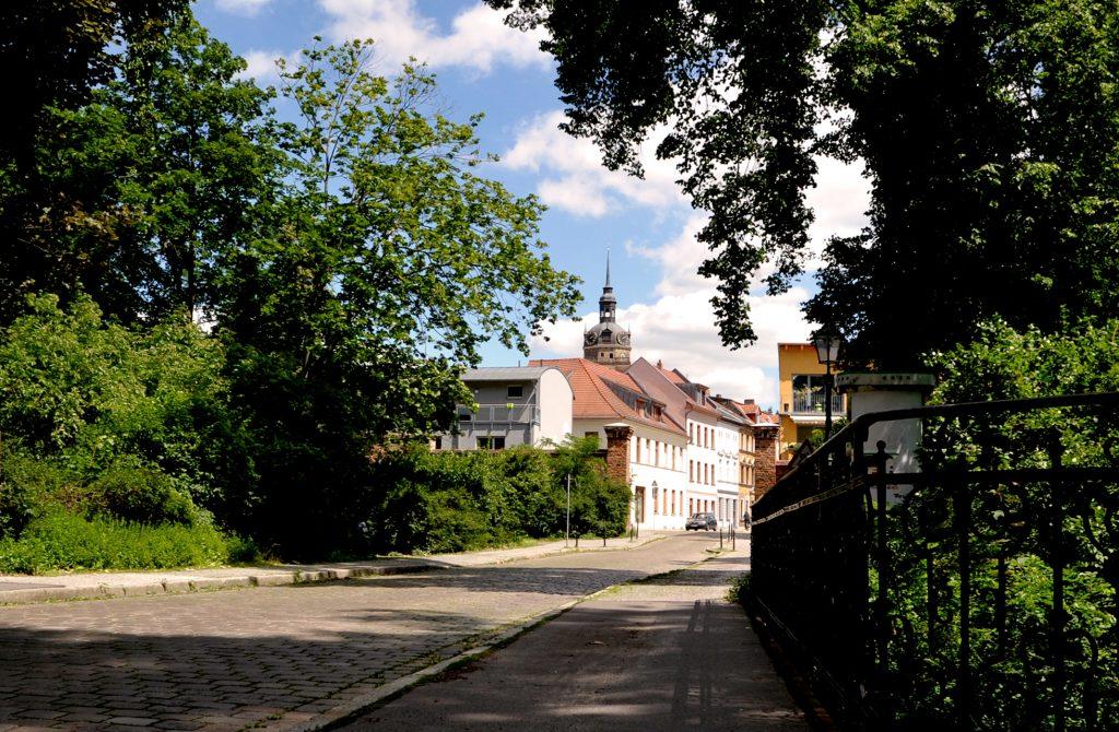 Havelstraße – Richtung Steinstraße