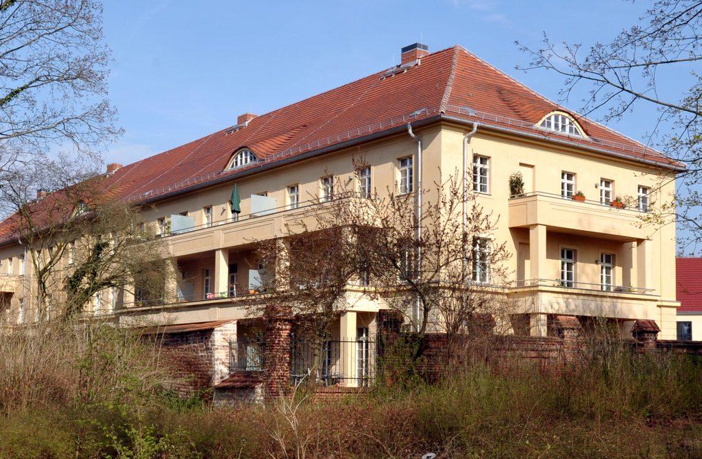 Denkmal Klosterstraße 28–32