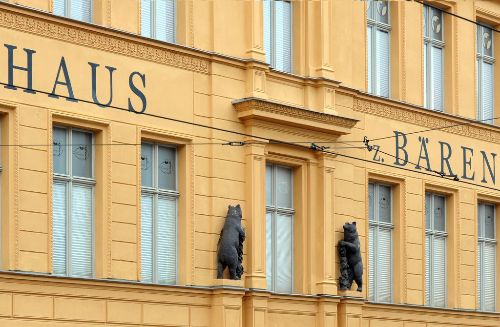 Denkmal Haus zum Bären – Steinstr. 60